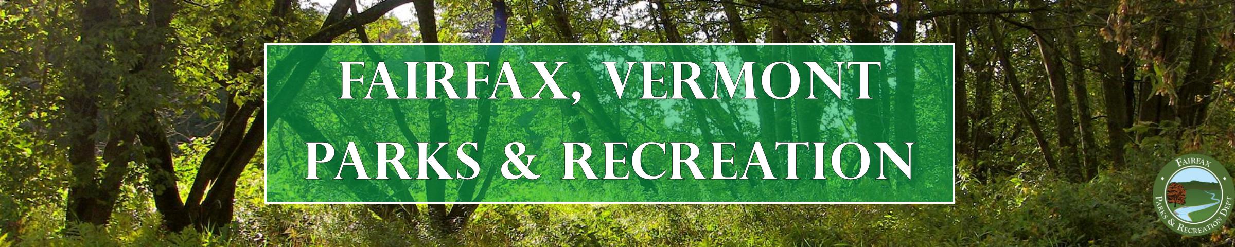 Fairfax Parks & Recreation Department